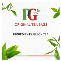 PG Tips 240 Pyramid Teabags 696G